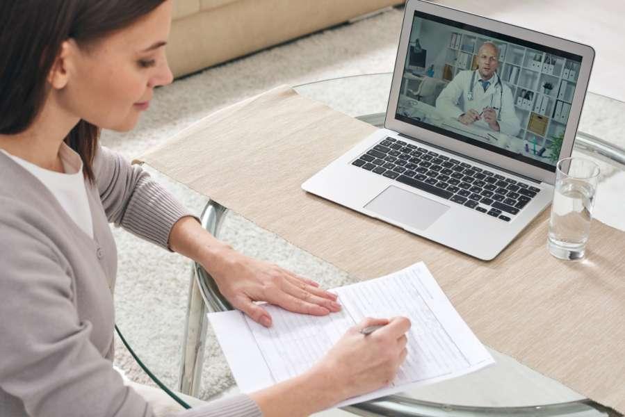 Yeni Dünyada Online Sağlık Eğitimleri - 1